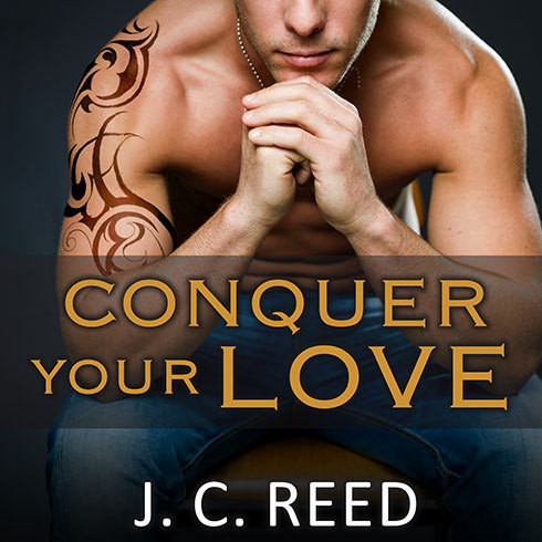 Printable Conquer Your Love Audiobook Cover Art