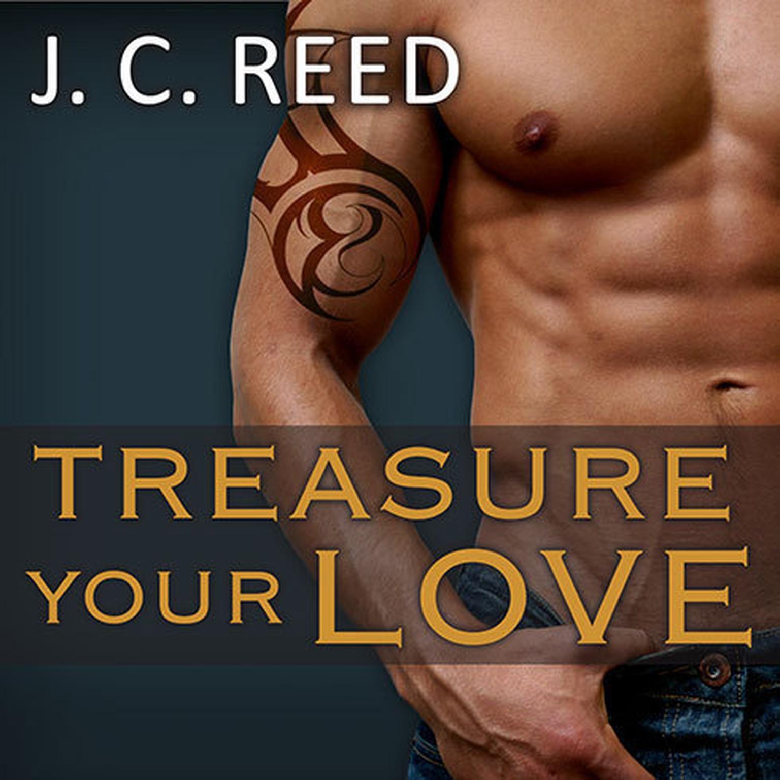 Printable Treasure Your Love Audiobook Cover Art