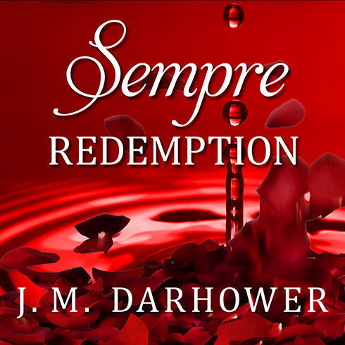 Printable Sempre: Redemption Audiobook Cover Art