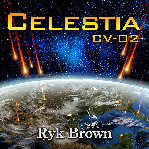 Printable Celestia CV-02 Audiobook Cover Art