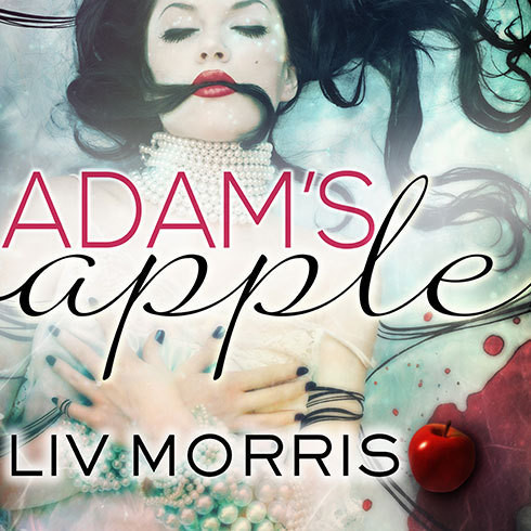 Printable Adam's Apple Audiobook Cover Art
