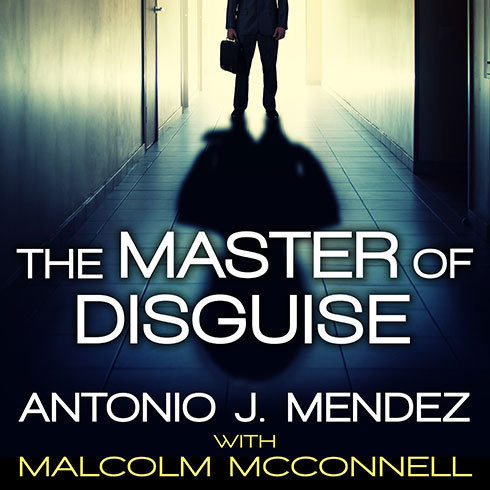 Printable The Master of Disguise: My Secret Life in the CIA Audiobook Cover Art
