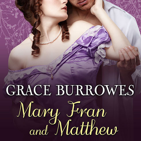 Printable Mary Fran and Matthew Audiobook Cover Art