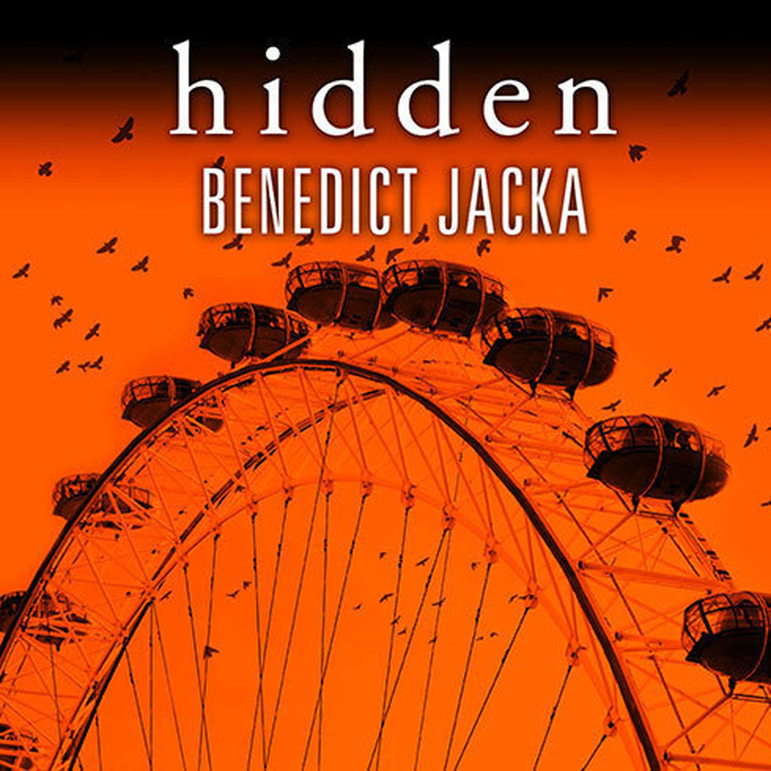 Printable Hidden Audiobook Cover Art