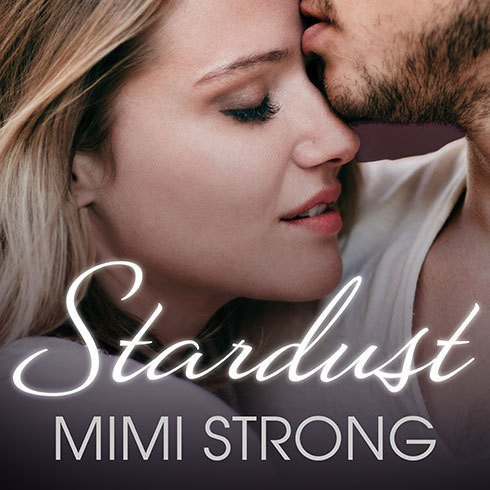 Printable Stardust Audiobook Cover Art