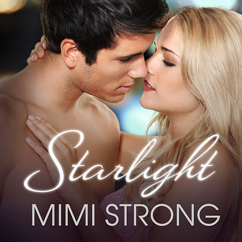 Printable Starlight Audiobook Cover Art