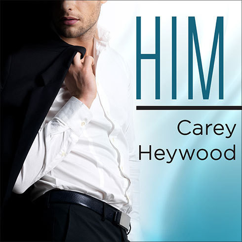 Printable Him Audiobook Cover Art