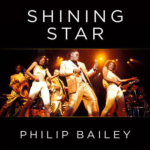 Printable Shining Star: Braving the Elements of Earth, Wind & Fire Audiobook Cover Art