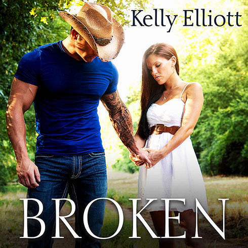 Printable Broken Audiobook Cover Art