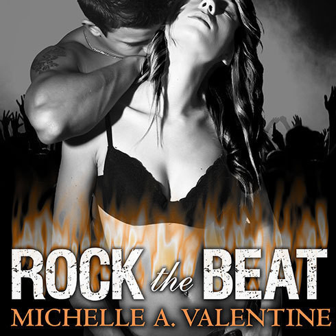 Printable Rock the Beat Audiobook Cover Art