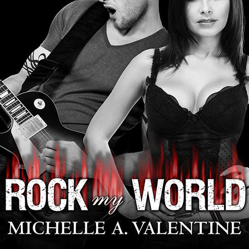 Printable Rock My World Audiobook Cover Art