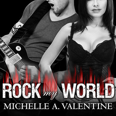 Rock My World Audiobook, by