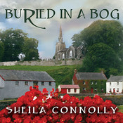 Buried in a Bog, by Amy Rubinate, Sheila Connolly