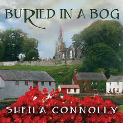 Buried in a Bog Audiobook, by Sheila Connolly