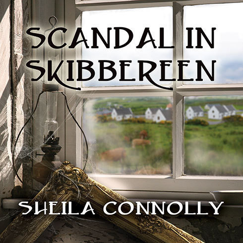 Printable Scandal in Skibbereen Audiobook Cover Art