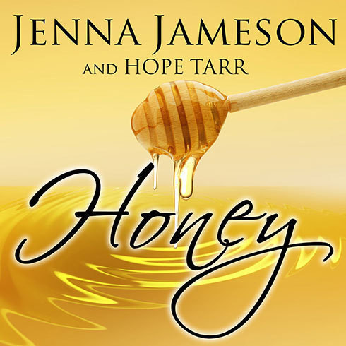 Printable Honey Audiobook Cover Art