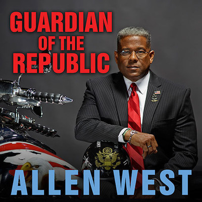 Guardian of the Republic: An American Ronins Journey to Faith, Family, and Freedom Audiobook, by Allen West