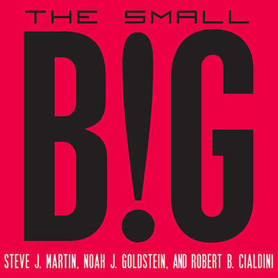 The Small Big: Small Changes That Spark Big Influence Audiobook, by Robert B. Cialdini