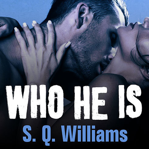 Printable Who He Is Audiobook Cover Art