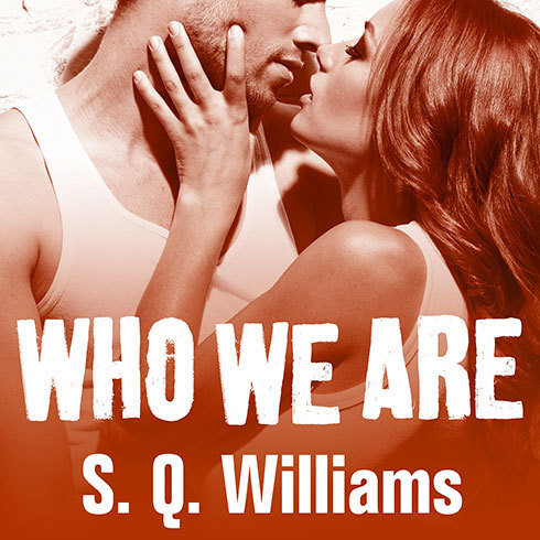 Printable Who We Are Audiobook Cover Art