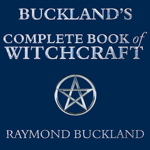 Printable Buckland's Complete Book of Witchcraft Audiobook Cover Art