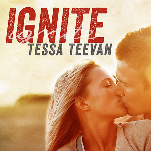 Printable Ignite Audiobook Cover Art