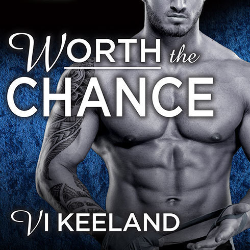 Printable Worth the Chance Audiobook Cover Art
