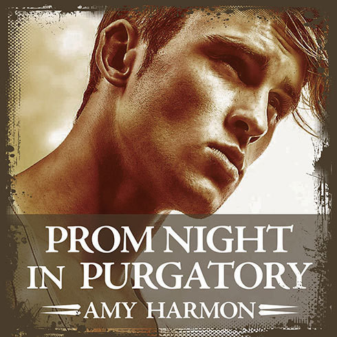 Printable Prom Night in Purgatory Audiobook Cover Art