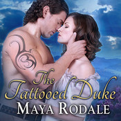 The Tattooed Duke Audiobook, by Maya Rodale, Carolyn Morris