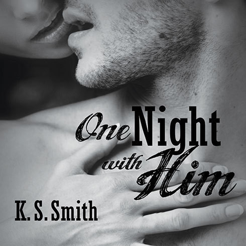Printable One Night with Him Audiobook Cover Art