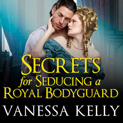 Printable Secrets for Seducing a Royal Bodyguard Audiobook Cover Art