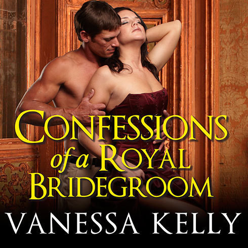 Printable Confessions of a Royal Bridegroom Audiobook Cover Art