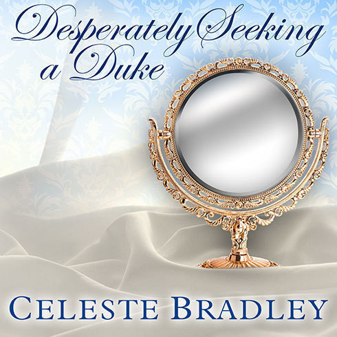 Printable Desperately Seeking a Duke Audiobook Cover Art