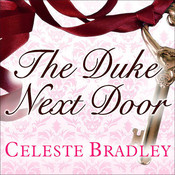 The Duke Next Door, by Celeste Bradley, Susan Ericksen