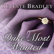 Duke Most Wanted, by Celeste Bradley, Susan Ericksen
