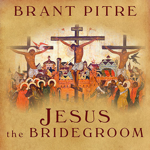 Printable Jesus the Bridegroom: The Greatest Love Story Ever Told Audiobook Cover Art
