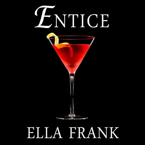 Printable Entice Audiobook Cover Art