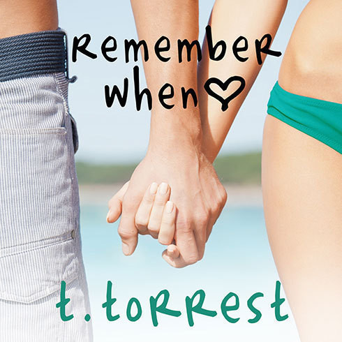 Printable Remember When Audiobook Cover Art