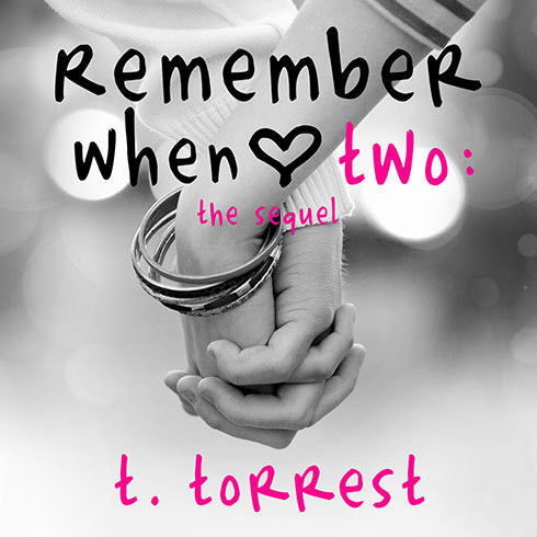 Printable Remember When 2: The Sequel Audiobook Cover Art