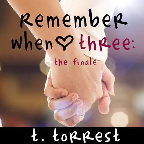 Printable Remember When 3: The Finale Audiobook Cover Art