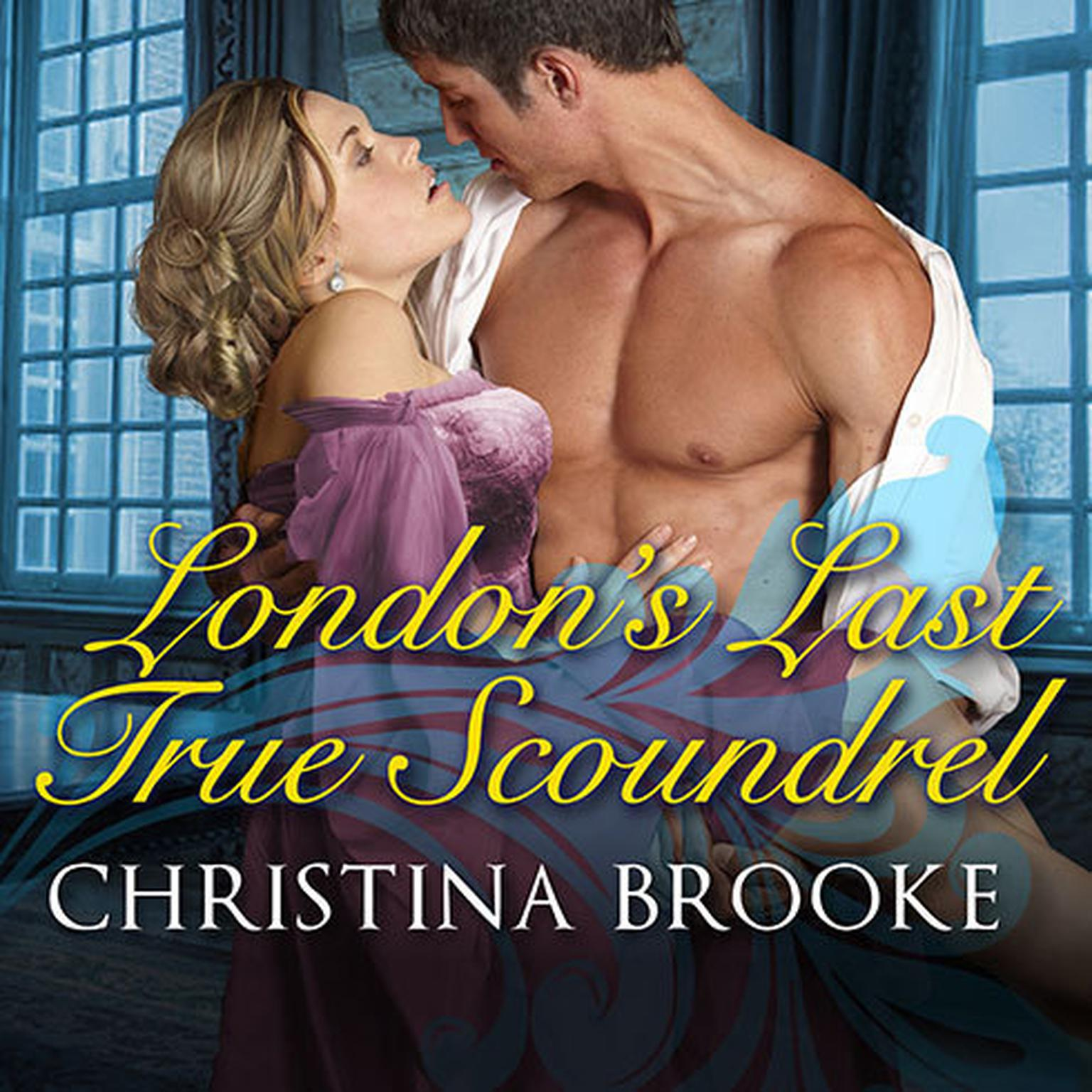 Printable London's Last True Scoundrel Audiobook Cover Art