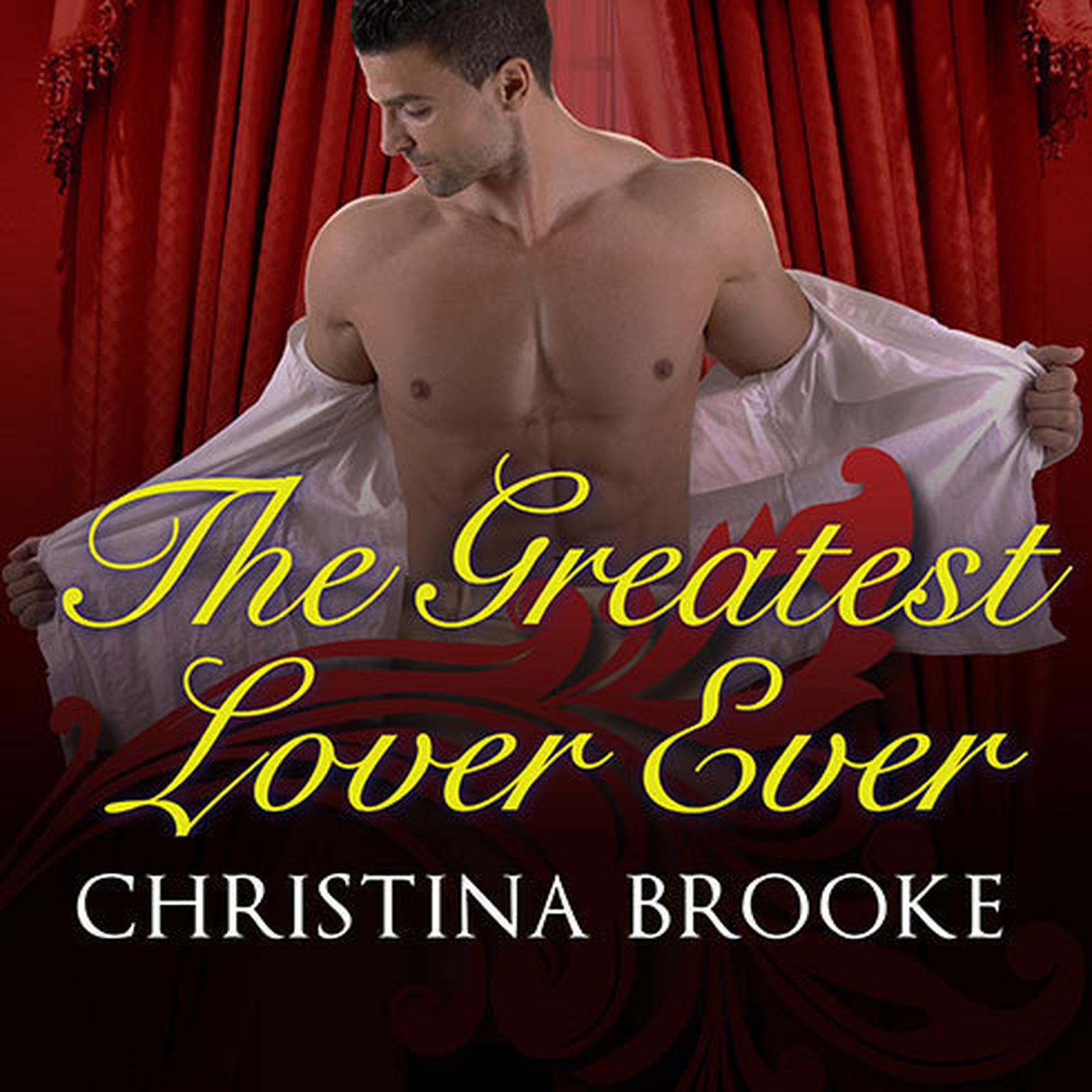 Printable The Greatest Lover Ever Audiobook Cover Art