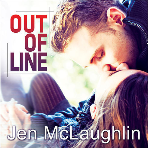 Printable Out of Line Audiobook Cover Art