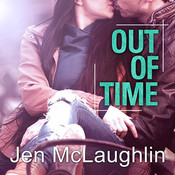 Out of Time Audiobook, by Jen McLaughlin