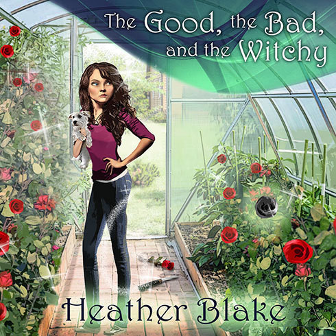 Printable The Good, the Bad, and the Witchy: A Wishcraft Mystery Audiobook Cover Art