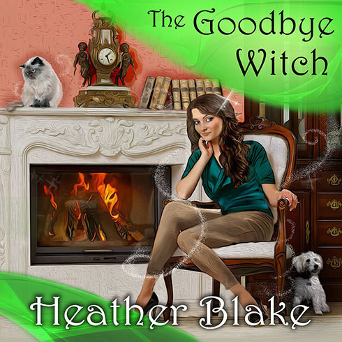 Printable The Goodbye Witch: A Wishcraft Mystery Audiobook Cover Art