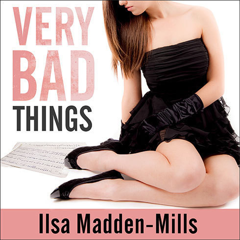 Printable Very Bad Things Audiobook Cover Art