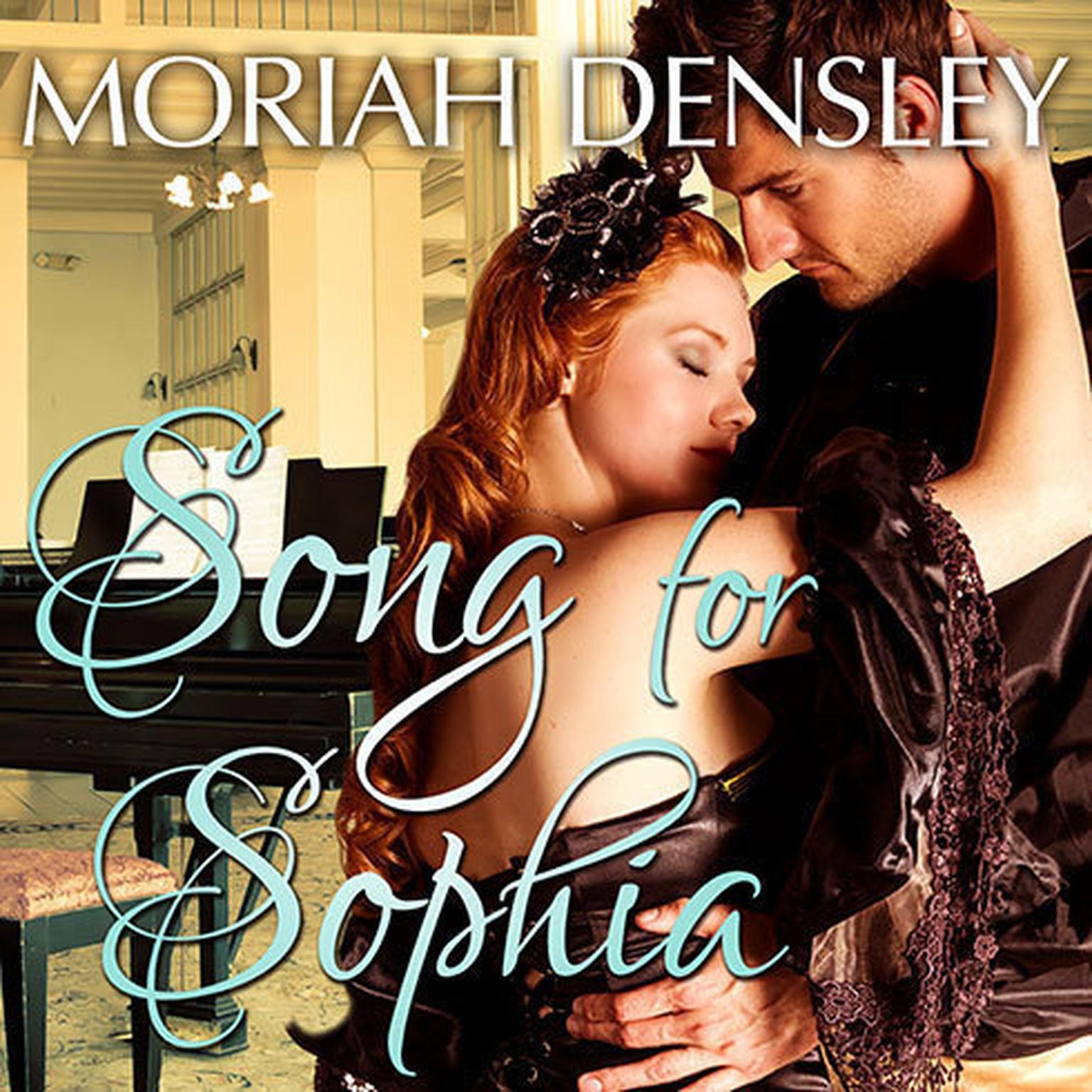 Printable Song for Sophia Audiobook Cover Art