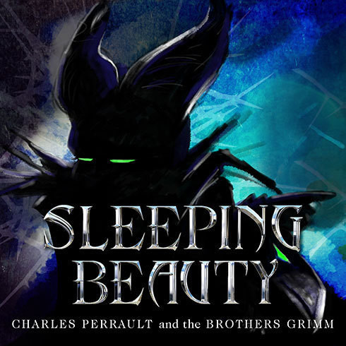 Printable Sleeping Beauty, and Other Classic Stories Audiobook Cover Art
