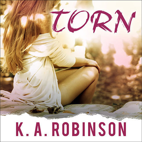 Printable Torn: A Novel Audiobook Cover Art